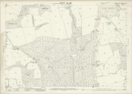 Sussex XXII.7 (includes: Lurgashall; North Chapel; Petworth; Tillington) - 25 Inch Map