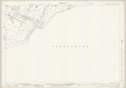 Yorkshire CCXCIX.1 (includes: Beighton; Eckington; Sheffield) - 25 Inch Map