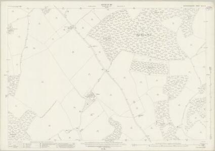 Buckinghamshire XLVI.12 (includes: Great Marlow) - 25 Inch Map