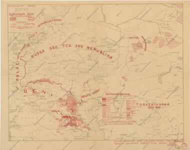Schema bolševických front