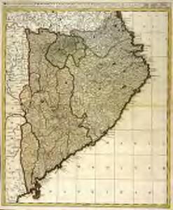 Principatus Cataloniæ, comitatus Perpiniani et Cerdannæ