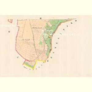 Klein Lasnik (Maly Lasnik) - m1477-1-003 - Kaiserpflichtexemplar der Landkarten des stabilen Katasters