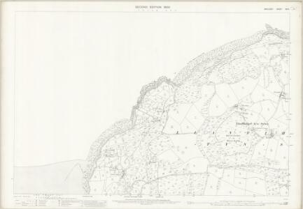 Anglesey XIV.4 (includes: Llanddona; Llaniestyn Rural) - 25 Inch Map