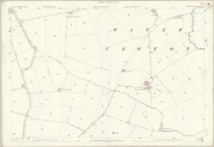 Huntingdonshire IV.4 (includes: Chesterton; Elton; Sibson cum Stibbington; Water Newton) - 25 Inch Map