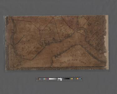 Plan of the city of Brooklyn...East New York, with part of Long Island City and Flatbush.