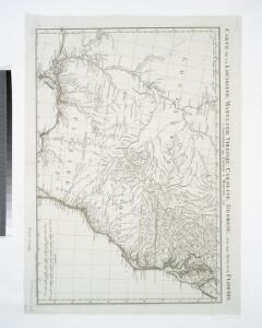 Carte de la Louisiane, Maryland, Virginie, Caroline, Georgie, avec une partie de la Floride / C. Sepp. sculpsit.