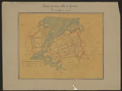 Extension de la ville de Genève