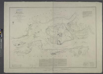 Hell Gate and its approaches / from a trigonometrical survey under the direction of F.R. Hassler and A.D. Bache, superintendents of the Survey of the Coast of the United States.