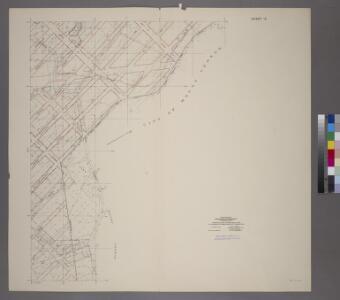 Sheet 12: Grid #12000E - 16000E, #15000N - 18000N. [Includes part of the City of Mount Vernon, Seton Avenue, Monticello Avenue, Hill Avenue, Murdock Avenue, Wilder Avenue, Amundson Avenue, Bell Avenue, Pratt Avenue and Northern boundary of the City of Ne