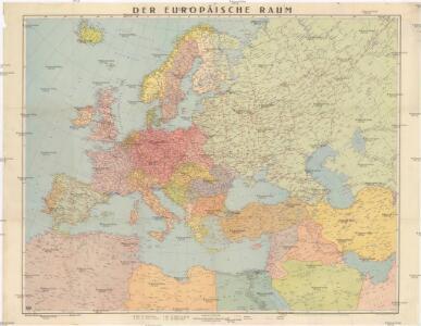 Der europäische Raum