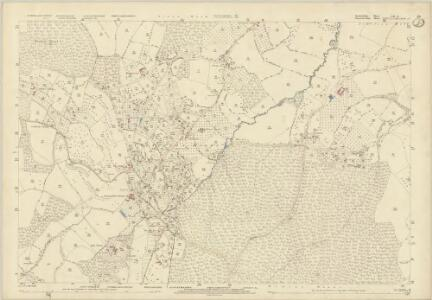 Herefordshire LII.8 (includes: Aston Ingham; Newent) - 25 Inch Map