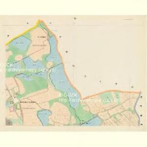 Kwitkowitz - c3760-1-002 - Kaiserpflichtexemplar der Landkarten des stabilen Katasters
