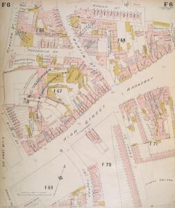 Insurance Plan of London North East District Vol. F: sheet 6
