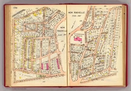 174-175 New Rochelle.