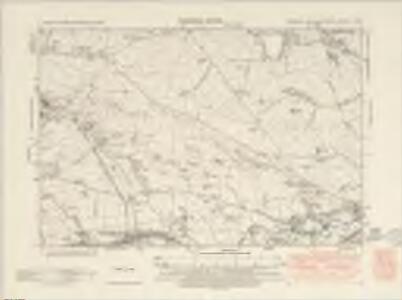 Yorkshire CCLXXIII.SW - OS Six-Inch Map