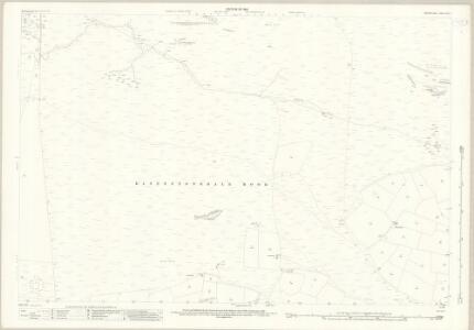 Westmorland XXIX.3 (includes: Crosby Garrett; Orton; Ravenstonedale) - 25 Inch Map