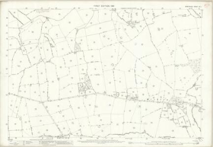 Shropshire XV.7 (includes: Hodnet; Moreton Say; Prees) - 25 Inch Map