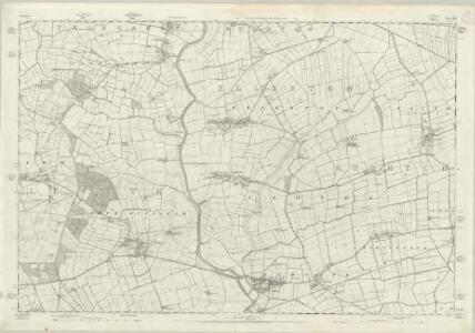 Yorkshire 207 - OS Six-Inch Map