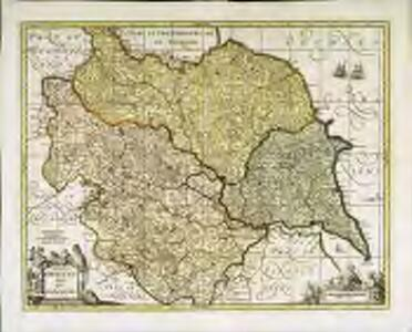 Dvcatvs Eboracensis. anglice Yorkshire