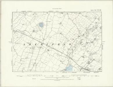 Anglesey XVII.SW - OS Six-Inch Map