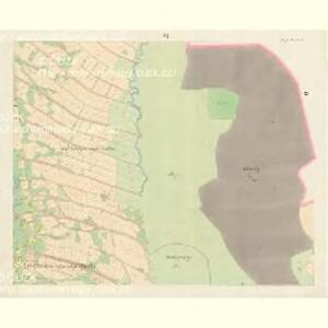 Mosty bei Jablunkau - m1892-1-005 - Kaiserpflichtexemplar der Landkarten des stabilen Katasters