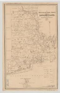 A geological map of Rhode-Island