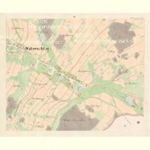 Walterschlag (Waltinow) - m3277-1-005 - Kaiserpflichtexemplar der Landkarten des stabilen Katasters