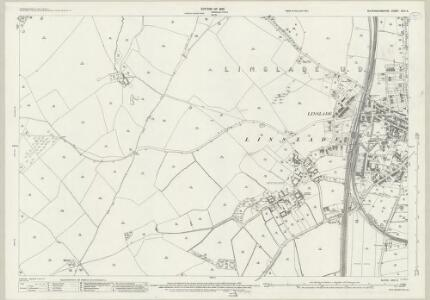 Buckinghamshire XXIV.3 (includes: Linslade; Soulbury) - 25 Inch Map