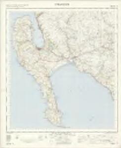 Stranraer - OS One-Inch Map