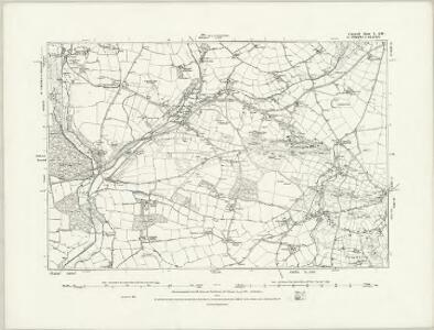 Cornwall XLVI.NW - OS Six-Inch Map