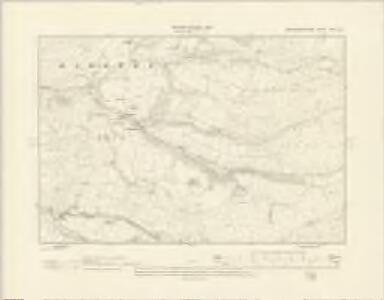 Montgomeryshire XXVI.SE - OS Six-Inch Map