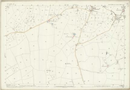 Isle of Man III.10 - 25 Inch Map