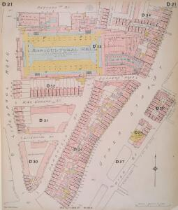 Insurance Plan of London North North West District Vol. D: sheet 21