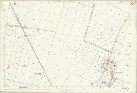 Lincolnshire VII.8 (includes: Barrow upon Humber; Goxhill) - 25 Inch Map