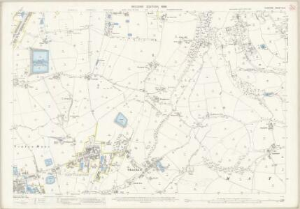 Cheshire III.14 (includes: Dukinfield; Hyde) - 25 Inch Map