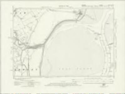 Durham XLV.SE - OS Six-Inch Map