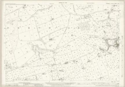 Yorkshire CC.6 (includes: Keighley) - 25 Inch Map
