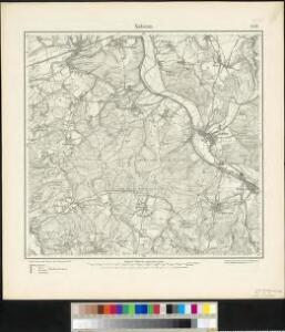 Messtischblatt 2581 : Neheim, 1896 Neheim