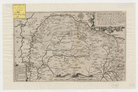 Warachtige anwijsing met stippelen van[de] tocht gedaen van Syn Excellentie Mauritij van Nassouwen met den Leger vande Edelmogende Heeren Staten Generael der Vereenichde Provincien, anno 1602 doort landt van Luyck ende int wederkeeren door Brabant, alsoo [...]