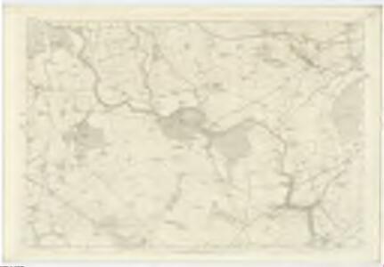 Dumfriesshire, Sheet LVII - OS 6 Inch map