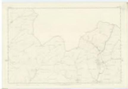 Dumfriesshire, Sheet XXVII - OS 6 Inch map