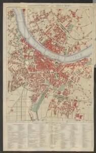 Uebersichtsplan der Stadt Basel
