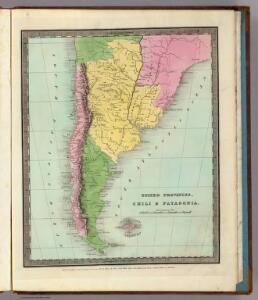 United Provinces, Chili & Patagonia.