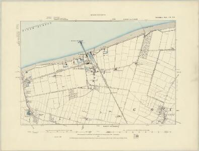 Lincolnshire VII_NW - OS Six-Inch Map