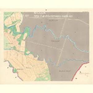 Littau (Litowel) - m1596-1-004 - Kaiserpflichtexemplar der Landkarten des stabilen Katasters
