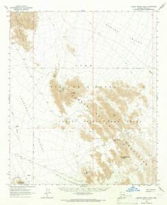 Cabeza Prieta Peak