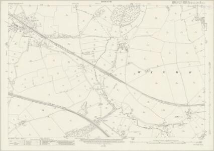 Essex (New Series 1913-) n IX.3 (includes: Birdbrook; Kedington; Steeple Bumpstead; Sturmer; Wixoe) - 25 Inch Map