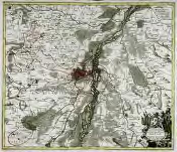 Chorographia Argentorati Alsatiæ metropolis