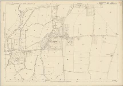 Buckinghamshire LVII.9 (includes: Yiewsley and West Drayton) - 25 Inch Map