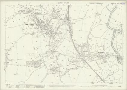 Sussex LI.12 (includes: Bramber; Steyning; Upper Beeding) - 25 Inch Map